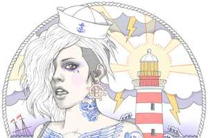 Rik Lee Creates Amazing Watercolor Tattoo Concepts
