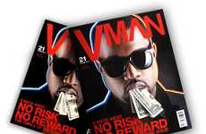 The Kanye West VMan Issue Carries Hidden Gifts