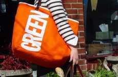 Reusable Grocery Totes