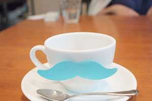 The Mustache Sticky Notes by Sugai World Make Notes Classy