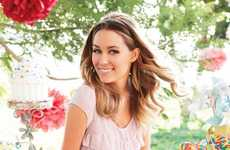 Wonderland-Inspired Photoshoots - The LC Lauren Conrad Kohl's Spring Lookbook is Flirty