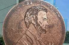 Presidential Coin Sculptures