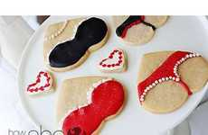 60 Scrumptious Valentine's Day Sweets - From Tasty Jewelry Treats to Lovey-Dovey Confections
