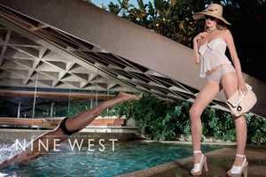 Constance Jablonski for the Nine West Spring/Summer 2011 Campaign
