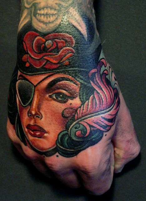 Tattoo Artist Lars Uwe