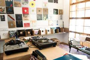 The Tongues, Vienna Store Sells Music and Fresh Produce
