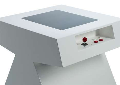 Classic Arcade Game Tables