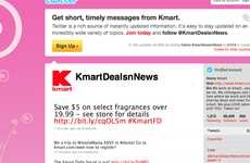 Retailer Rescue Packages - Kmart Brings Out Survival Kits to Help Fashion Week Attendees