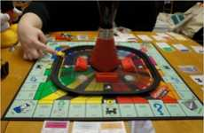 Tech-Infused Board Games - Monopoly Live Quells Mistakes and Disputes With Technology
