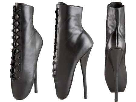 Ballet-Inspired Stilettos