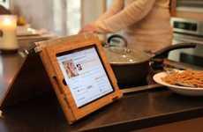 Wooden Gadget Cases