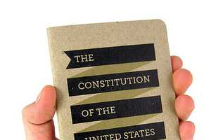 This Pocket-Sized Constituion of the United States is Ultra Convenient