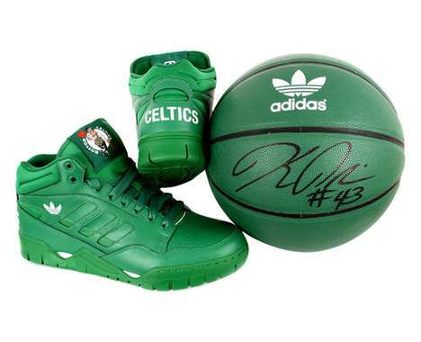 Shoes that Ray Allen can Wear as He Makes Basketball History