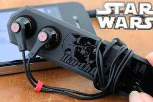 Prepare to Rock Out With these Star Wars Earbuds