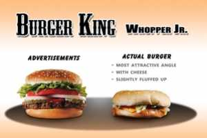 Fast Food: Ads vs Reality is a Tasty Expose of Misleading Marketing