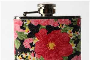The Blush Blossom Flask Has Potent Flower Power