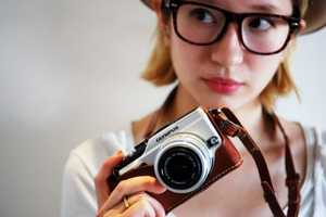 The Olympus XZ-1 Holder is a Stylish Photography Accessory