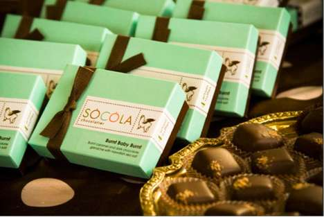Eco-Conscious Cocoa - Socola Chocolatier Cares for Constituents, Trade and Taste