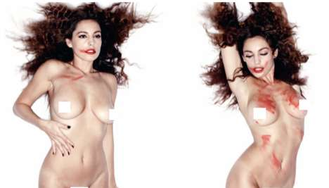 kelly brook by ben hasset