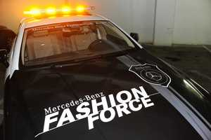 Mercedes Fashion Police Cruiser Transforms a CLS63 AMG