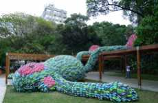 Giant Eco Primate Art