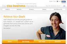 Online Business Communities - The Visa Business Network is an Invaluable Social Resource