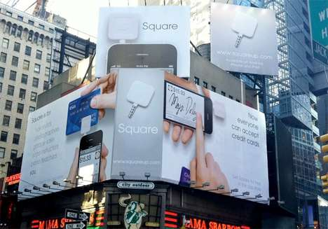 Monumental Startup Stunts - The Tremendous Square Times Square Billboards