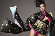 57 Glamorous Geisha Innovations - From Fab Geisha Styles to Curvaceous Kimono Art