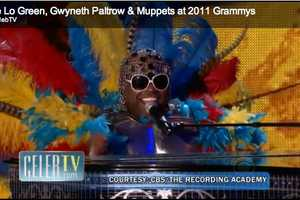 Cee Lo Green and Gwyneth Paltrow Rock the Grammys in True Songbird Style