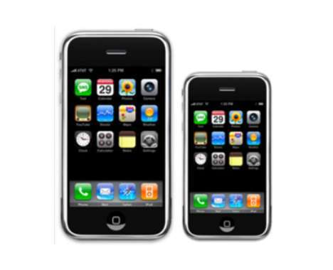 the iPhone Nano Rumors