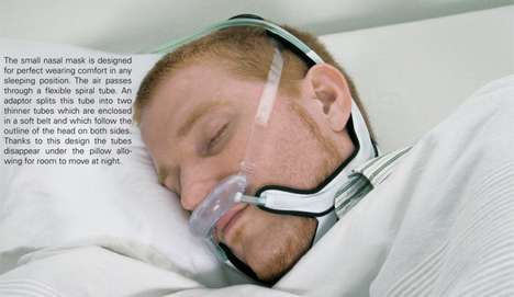 Home Breathing Therapies - 'Continuous Positive Airway Pressure' Helps Relieve Sleep Apnea