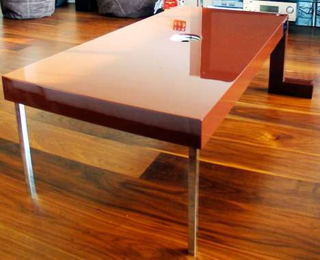 Mousetrap Coffee Table