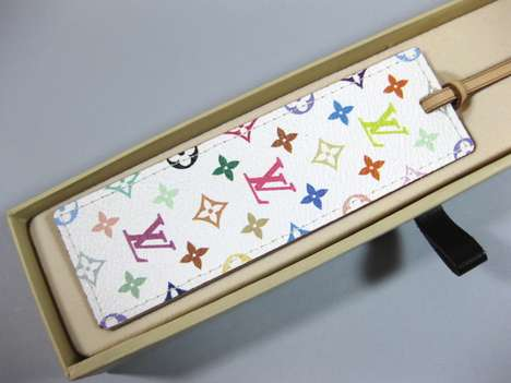 Louis Vuitton Bookmark