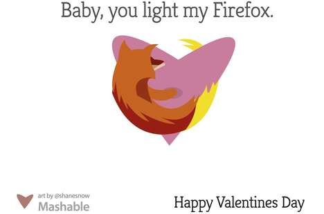 Geeky Valentine Phrases - Shane Snow Designed These Sweet Nerdy Valentine One-Liners