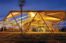 Eco Educational Complexes - The 'Plaza Ecopolis' by Ecosistema Urbano is a Sustainable Marvel