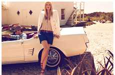 Beachside Photoshoots - Koray Birand Shoots the Koton Spring 2011 Collection