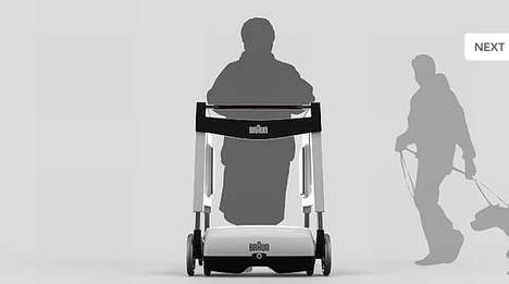 Braun by Andre Monteiro Will Make Mobility Easier for the Elderly