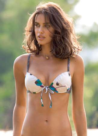 Irina Shayk is the Sports Illustrated Swimsuit 2011