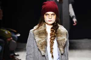The Band of Outsiders Fall 2011 Runway Show Features Long Locks