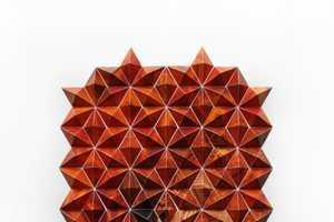 Artist Matt Shlian's Folded Paper Art is Complexity at Its Best
