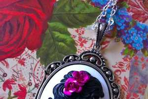 Couture by Lolita Creates Day of the Dead Themed Jewelry & Accessories