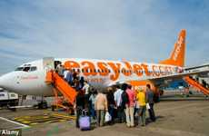 Eco Plane Paint -  EasyJet Paint Coating Could Save Over 27 Million Dollars a Year