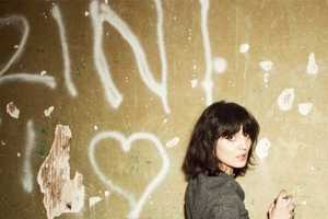 The Carefree Irina Lazareanu Cover Magazine February 2011 Shoot