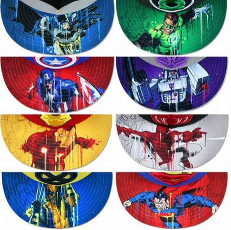 New Era Super Hero Collection