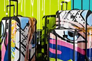 Fly in Style With the Tumi & Crash Spring 2011 Capsule Collection