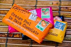 The Chocolove Chocolate Bars Unwrap a Love Poem