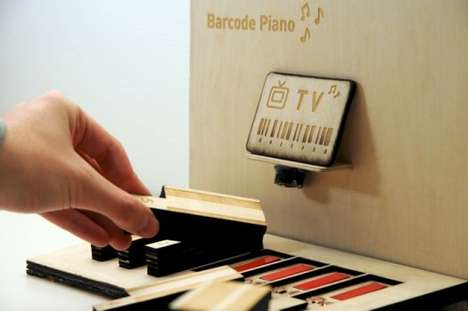 Interactive Musical Blocks - The Barcode Piano Teaches Mixed Complexities Through Music