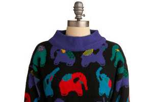 The Vintage Animal Sweaters from ModCloth Will Make Your Grandma Jealous