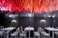Ever-Changing Eateries - The 'What Happens When' Restaurant Installation is Undeniabl Unique