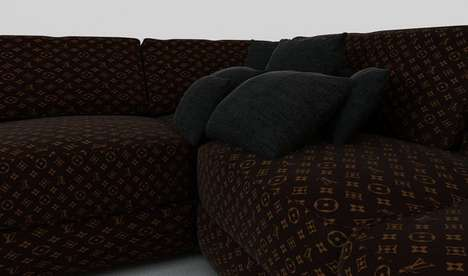 Louis Vuitton Sectionals